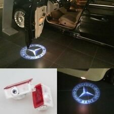 2 Laser LED Door courtesy Shadow Projector Light For Mercedes B class W246 12-16