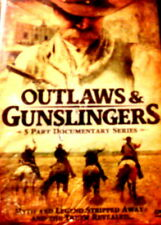 OUTLAWS & GUNSLINGERS Myth and Legend Stripped Away & The Truth Revealed SEALED