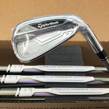TAYLORMADE WOMEN'S RSi 1 IRON SET 5-PW,AW,SW  REAX GRAPHITE LADIES RH NEW! 16317