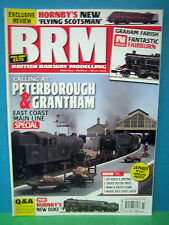 BRM BRITISH RAILWAY MODELLING MARCH 2014   PETERBOROUGH & GRANTHAM EC   SEE PIC