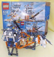 LEGO CITY COAST GUARD PLATFORM 4210