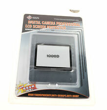 CANON EOS 1000D GGS LCD SCREEN PROTECTOR NEW