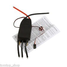 New 200A Brushless Water Cooling Electric ESC w/ 5V/5A SBEC for Boat Model