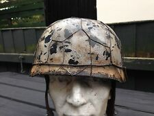 Replica WW2 Metal German paratrooper Helmet Size 58/59
