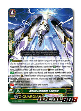 Cardfight Vanguard  x 1 Metal Element, Scryew - G-FC03/050 - RR Mint