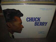 CHUCK BERRY rockin' at hops ( r&b ) chess 1448 blue & silver