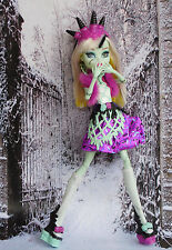 Monster High Abbey Bominable's SWEET SCREAMS Outfit