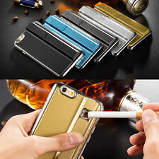 Rechargeable Windproof Electronic Cigarette Lighter Case for iPhone 5/5s/6/6plus