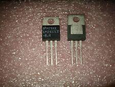 2xNSC LM2937ET-8.0 ,LDO Voltage Regulators 500 mA Low Dropout Regulator 3-TO-220