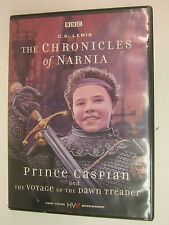 The Chronicles of Narnia - Prince Caspian and the Voyage of the Dawn (DVD, 2002)