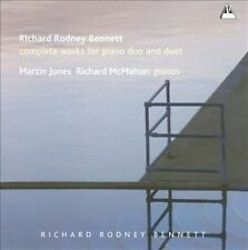 Complete Works for Piano Duo, New Music