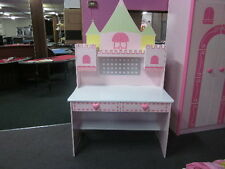 BRAND NEW PRINCESS CASTLE COLLECTION  THEME DESK - HIGH QUALITY KIDS FURNITURE