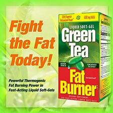 Green Tea Fat Burner 200 Liquid Soft-Gels