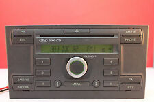 FORD MONDEO 6000 CD AUX RADIO PLAYER CAR STEREO CODE 2004 2005 2006 2007