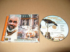 De Preist Respights Rome Oregon Symphony  12 track cd 2001 Excellent Condition