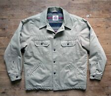 LEVIS BLANKET LINED CHORE / WORKER WESTERN JACKET - L XL XXL -  £195 - VGC