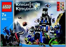 LEGO 8781-Knights Kingdom - Castle of Morcia & Vladek's Dark Fortress Book ONLY