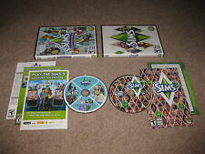 The Sims 3 & Generations Expansion PackPC Video Game 2009 Win/Mac