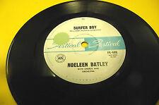 australian pressed 7 inch single noeleen batley surfer girl festival label