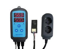 IHC-200 Digital Humidity Temperature Controller 220v Humidifier Hygrometer EU