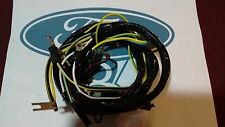 Voltage regulator to generator Wiring Harness 64 Ford Mustang 260 289