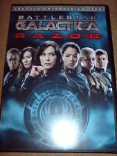 BATTLESTAR GALACTICA - UNRATED EXTENDED EDITION - REGION 1