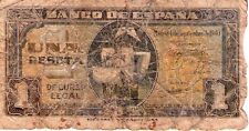 ★★BILLETE ORIGINAL DE 1 PESETA DE 1940★★