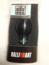 Mitsubishi JDM Genuine RALLIART OEM Shift Knob Lancer Evolution LAN EVO 6MT