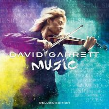 Garrett,David - Music (Deluxe Edition CD+ DVD) - CD
