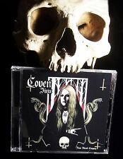 "COVEN ""JINX"" ONLY AUTHORIZED NEW 2013 CD,Jinx hand signed,numbered, Witchcraft"