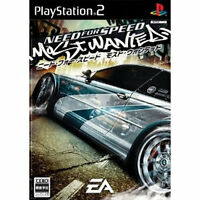 Need For Speed Underground 2 PS2 Import Japan Most Wanted