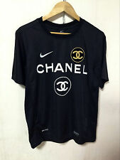 Karl Lagerfeld CoCo 5 Homme Femme sports cross-over casual fashion  tee t-shirt