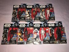 7x Star Wars ROGUE ONE Wave 1 K-2SO / IMPERIAL GROUND CREW / SERGEANT JYN ERSO +