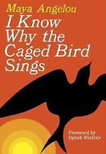 I Know Why the Caged Bird Sings-Maya Angelou-autobiography-Combined shipping