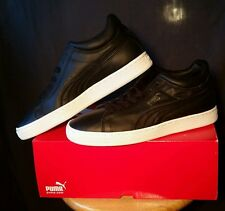 PUMA SHOES Adults - Stepper Classic Ci - Black - Size:8 - 357351/01.         B