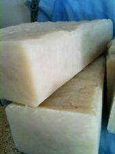 4 lb of PATCHOULI soap log ALL NATURAL HANDMADE Wholesale cut & personalize