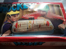 Vintage 1980'S Table Ice Hockey Game
