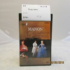 Jules Massenet Manon Opera DVD-conducted by Jesus Lopez-Cobos 1001