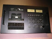 Nakamichi 600 Black Cassette Deck 120-240V switchable