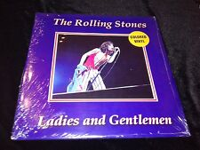 THE ROLLING STONES   ladies and gedlemen      2 LP  coloured   SEALED