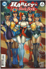 Harley Quinn Harley's Little Black Book #5 SIGNED Billy Tucci Variant Cover Art