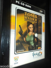 Tomb Raider last revelation JUEGO PC