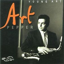 Young Art by Art Pepper (CD, Aug-2003, 2 Discs, Proper Pairs)