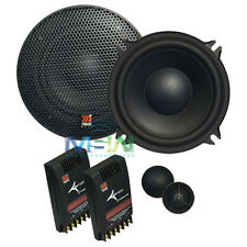 "AUTHENTIC MOREL® TEMPO 5 5-1/4"" 2-Way CAR COMPONENT SPEAKERS SYSTEM 5.25"" *NEW*"