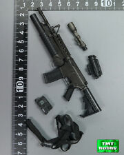 1:6 Scale Crazy Dummy 78005 ISAF - M4 w/ M203 Grenade Launcher Set