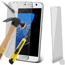 100% Original Protector De Pantalla De Cristal Templado para Samsung Galaxy S7
