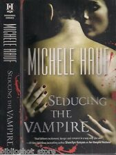 Seducing the Vampire: Paris, Two Brothers, One Beauty by Michele Hauf 50% Off 3+