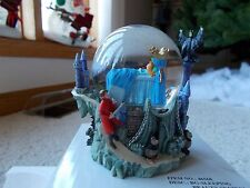 Disney rare Maleficent Sleeping Beauty Miniglobe Snow-globe NEW!!!!