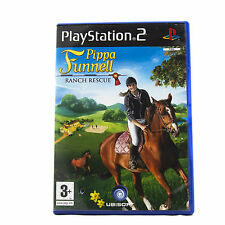 Pippa Funnell: Ranch Rescue for PS2 Horses Kids 3+ *1ST CLASS POST*