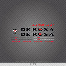 01127 De Rosa Bicycle Stickers - Decals - Transfers